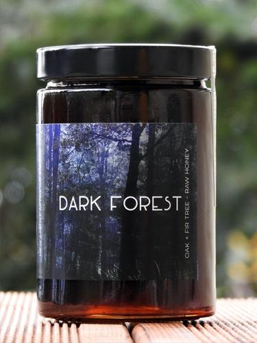 DARK FOREST - Μέλι μικτού δάσους Δρυός & Ελάτου